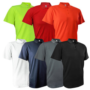 Basic Polo Tee Shirt - abrandz