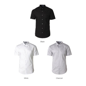 Cotton Short Sleeve Shirt - abrandz