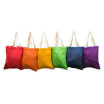 Eco Friendly Colour Jute Tote Bag - AbrandZ Corporate Gifts Singapore