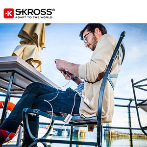 SKROSS Buzz Alarm Cable Lightning Connector - abrandz