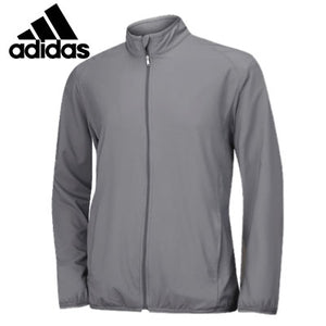 adidas Long Sleeve Golf Jacket - abrandz