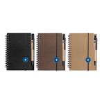 Eco-Friendly Notebook and Pen