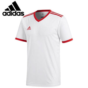adidas V-Neck Sports Tee Shirt - abrandz