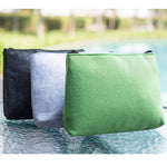 Eco Friendly Wool Felt Accessories Pouch