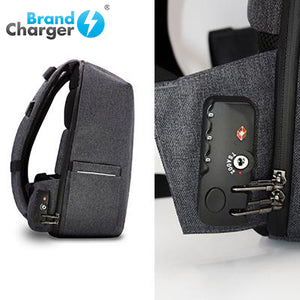 BrandCharger Phantom Smart Mobility Anti Theft Backpack