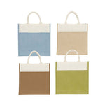 Eco Friendly Jute Bag with Handle | Eco Friendly, Jute Bag, Tote Bag | Bags | AbrandZ: Corporate Gifts Singapore