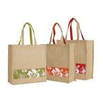 Eco Friendly Casual Jute Bag - AbrandZ Corporate Gifts Singapore