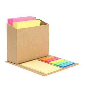 Eco Post it note with Memo Holder - abrandz
