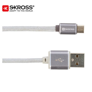 SKROSS Micro USB Cable - Steel Line - abrandz