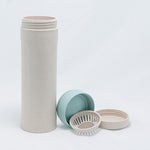 Eco Friendly Wheat Straw Water Bottle | Eco Friendly, Water Bottle | Drinkware | AbrandZ: Corporate Gifts Singapore