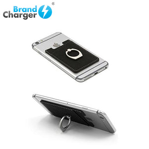 BrandCharger Liberty Smartphone RFID Blocking Holder with Ring Handle