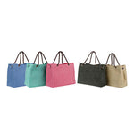 Eco Jute Carrier Bag - AbrandZ Corporate Gifts Singapore