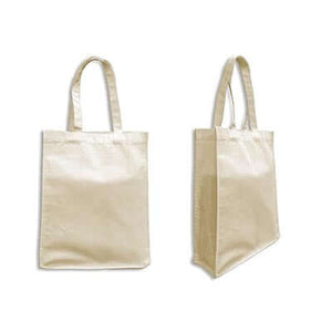 10oz Cotton Canvas Tote Bag - abrandz