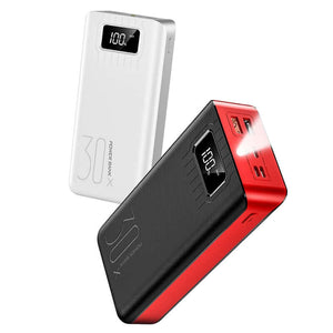 30000mAh Power Bank with Fast Charge