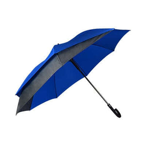25 Inch Quick Dry Manual Straight Umbrella - abrandz