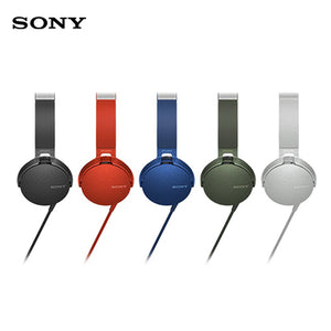 Sony Extra Bass™ Headphones with Mic