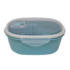 Eco Friendly Wheat Straw Food Container with Spoon - abrandz