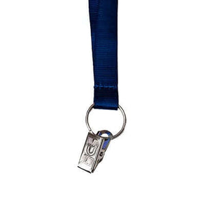 15mm Nylon Lanyard with Square Clip