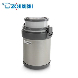 ZOJIRUSHI Stainless Steel Lunch Set