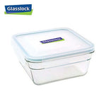 1650ml Glasslock Ring Taper Container