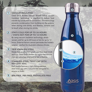 Oasis Stainless Steel Insulated Drinking Bottle
