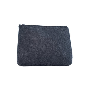 Eco Friendly Wool Felt Accessories Pouch | AbrandZ Corporate Gifts Singapore