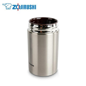 ZOJIRUSHI Stainless Steel Vacuum Food Jar