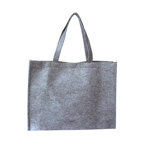 Eco Friendly A3 Wool Felt Tote Bag - abrandz