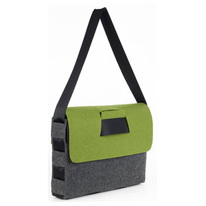 Eco Friendly Wool Felt Sling Bag - abrandz