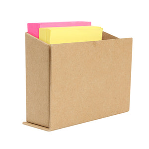 Eco Post it note with Memo Holder - AbrandZ Corporate Gifts Singapore