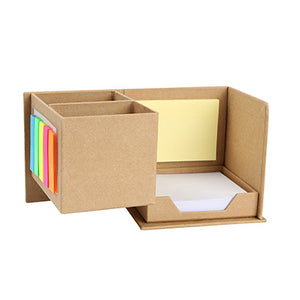 Eco Memopad holder with post it note | AbrandZ Corporate Gifts Singapore