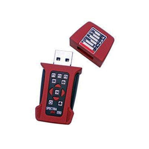 2D Custom USB Flash Drive | AbrandZ: Corporate Gifts Singapore