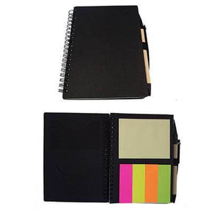 3 In 1 Eco-Friendly Notebook - abrandz