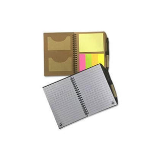 3 In 1 Eco-Friendly Notebook | AbrandZ Corporate Gifts Singapore