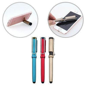 3 in 1 Multi Function Plastic Ball Pen | Mobile Accessories, Promotional Pens | pen | AbrandZ: Corporate Gifts Singapore