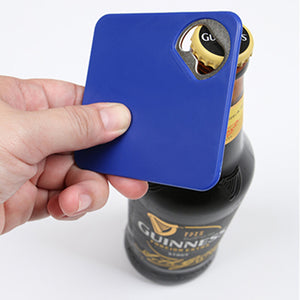 Coaster with Bottle Opener - abrandz