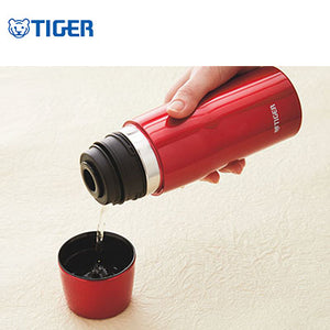 Tiger Stainless Steel Thermal Bottle MJD-A