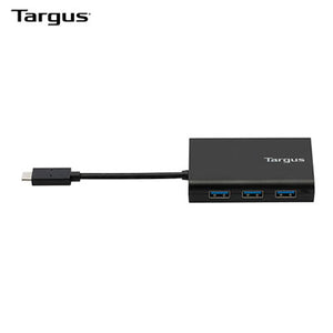 Targus USB Hub with Gigabit Ethernet