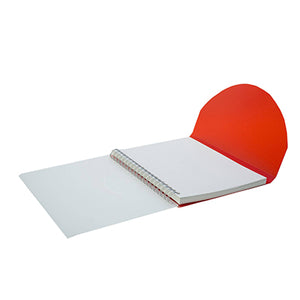 Pocket Size Plastic Cover Notebook