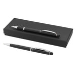Balmain Metal Ballpoint and Rollerball Pen Set | Premium Pen | Stationery | AbrandZ: Corporate Gifts Singapore