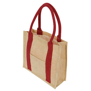 Eco Friendly Jute Tote Bag