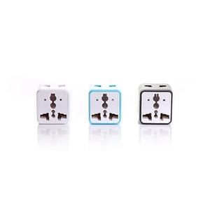 4 in 1 Plug Mini Travel Adaptor | AbrandZ Corporate Gifts Singapore