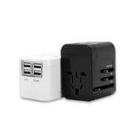 4 in 1 Universal Travel Adaptor | AbrandZ Corporate Gifts Singapore