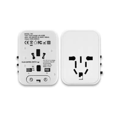 4 in 1 Universal Travel Adaptor