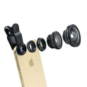 5 in 1 Mobile Lens | Corporate Gifts Singapore