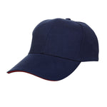 Contrasting Cotton Brushed Cap | AbrandZ Corporate Gifts Singapore