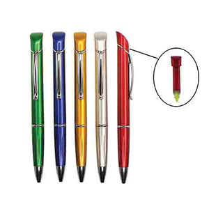 Ballpen with Highlighter | Promotional Pens | pen | AbrandZ: Corporate Gifts Singapore