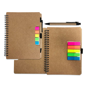 Eco Friendly Notebook | AbrandZ Corporate Gifts Singapore