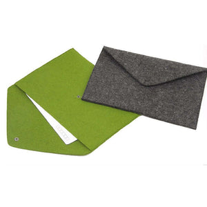 A4 Wool Felt Document File