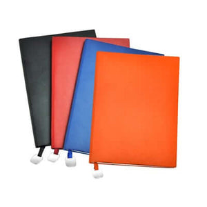 A5 Soft Cover Notebook | AbrandZ Corporate Gifts Singapore